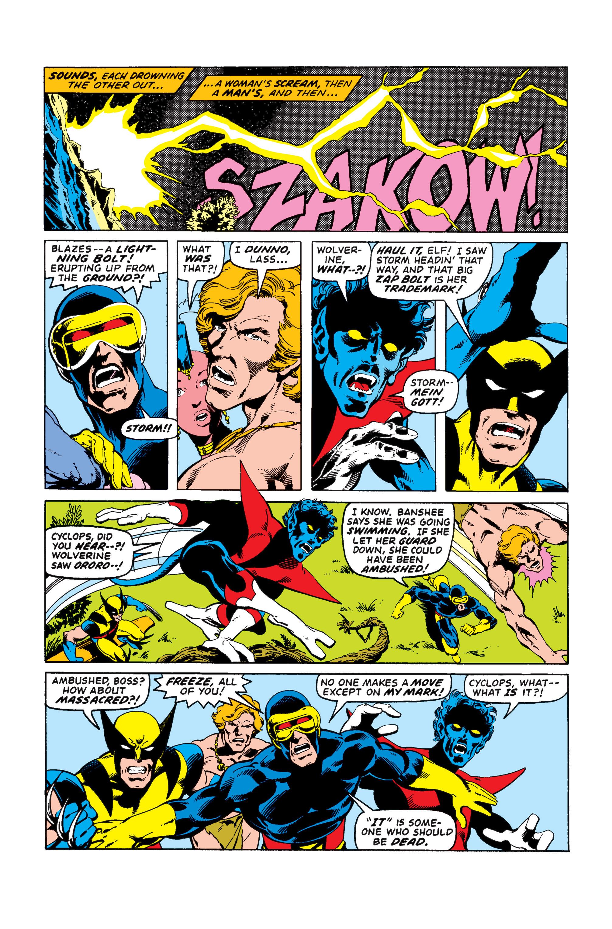 Uncanny X-Men (1963) 114 Page 16
