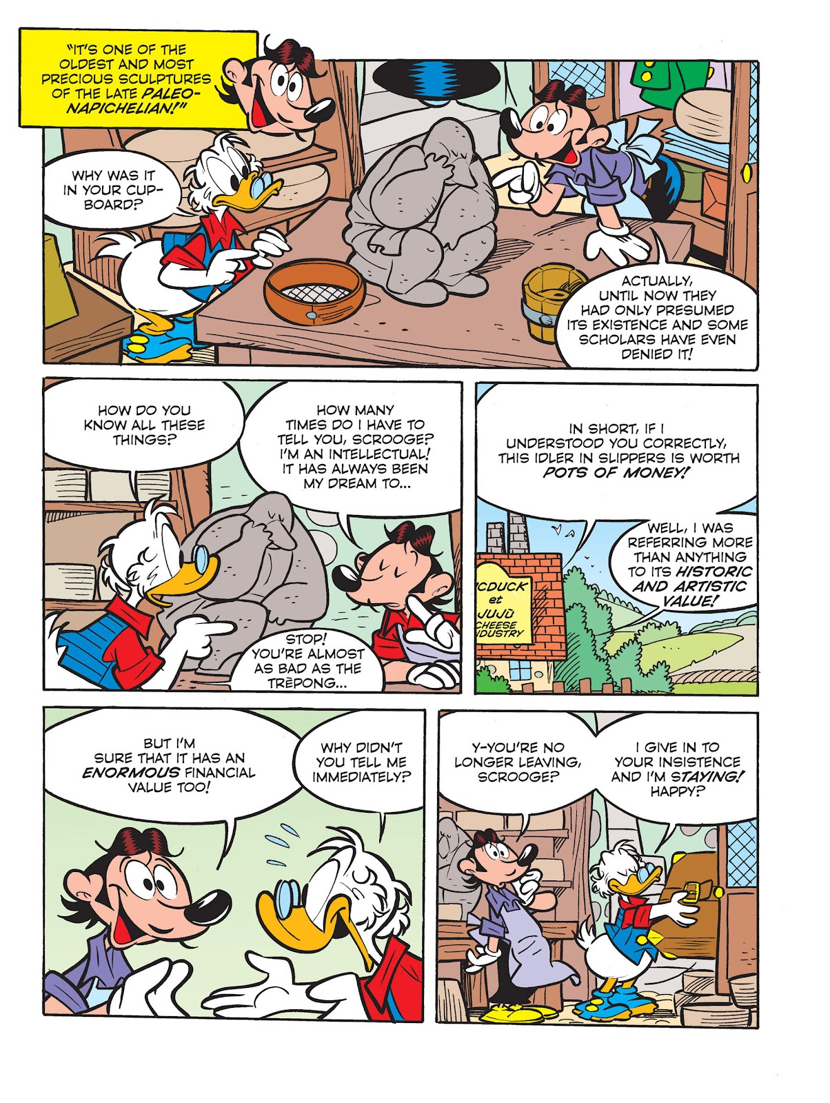 All of Scrooge McDuck's Millions Issue #6 #6 - English 9