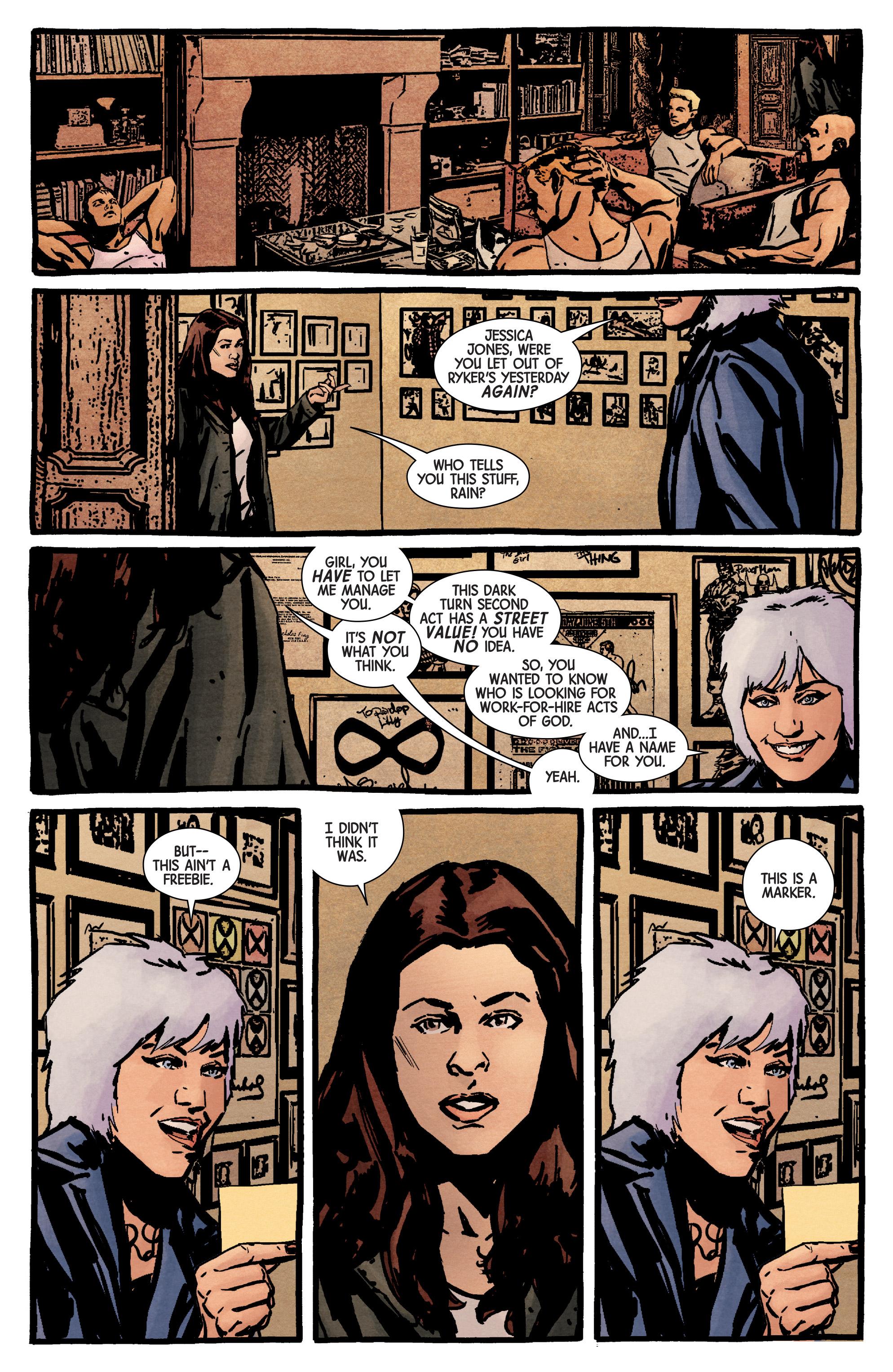 Read online Jessica Jones (2016) comic -  Issue #9 - 20