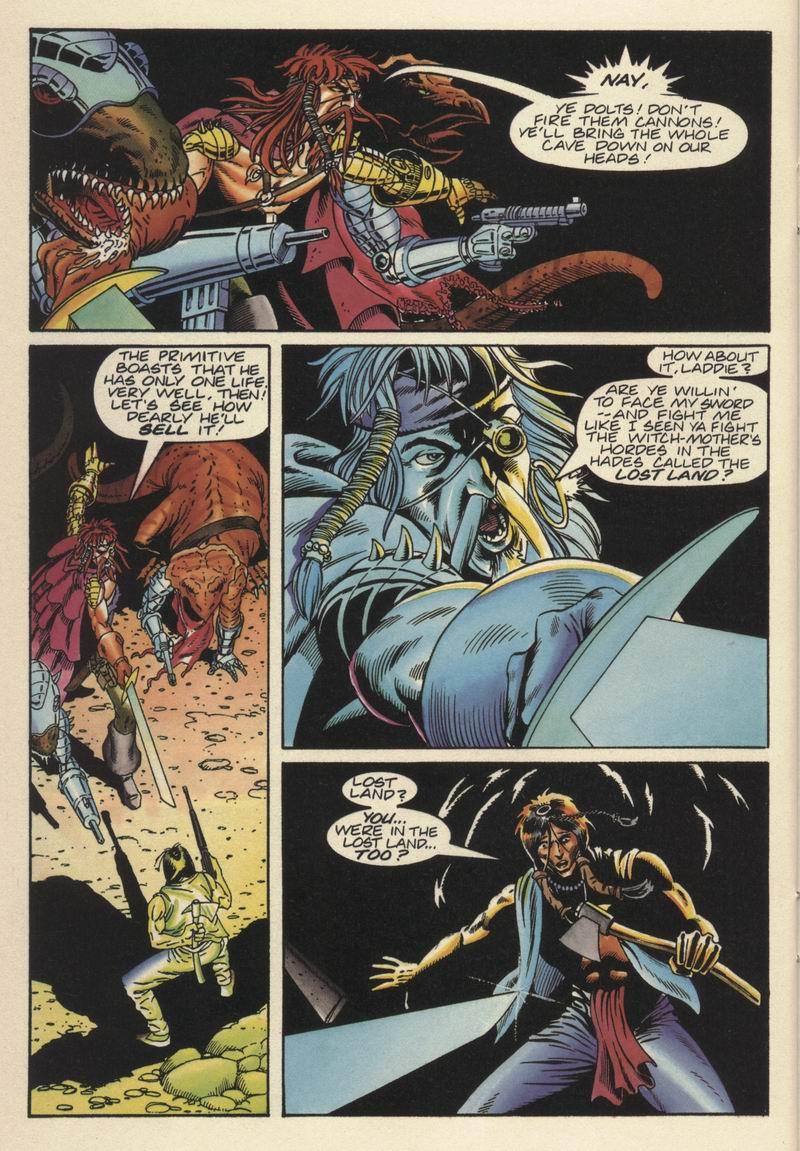 Read online Turok, Dinosaur Hunter (1993) comic -  Issue #15 - 17
