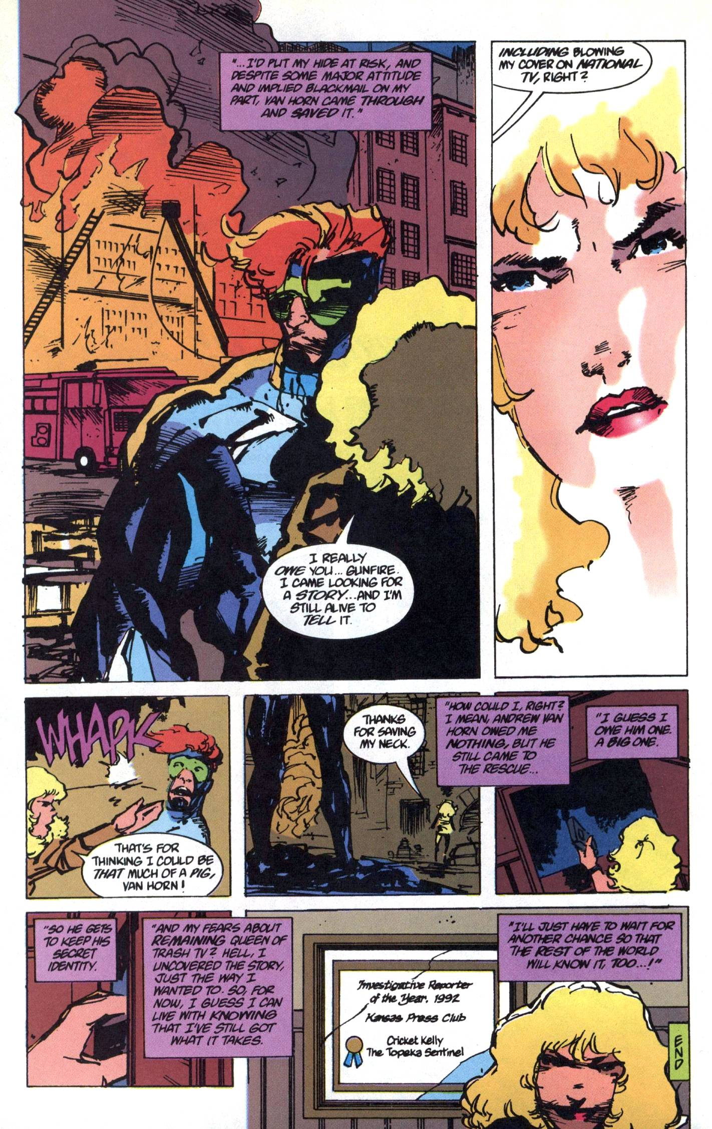 Read online Gunfire comic -  Issue #9 - 30