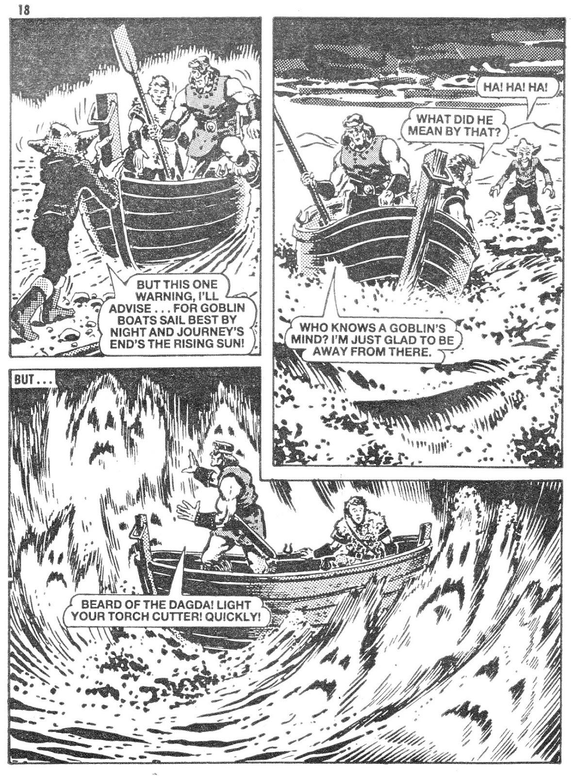 Starblazer issue 209 - Page 19