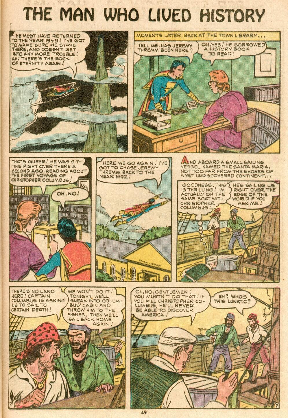 Read online Shazam! (1973) comic -  Issue #14 - 41