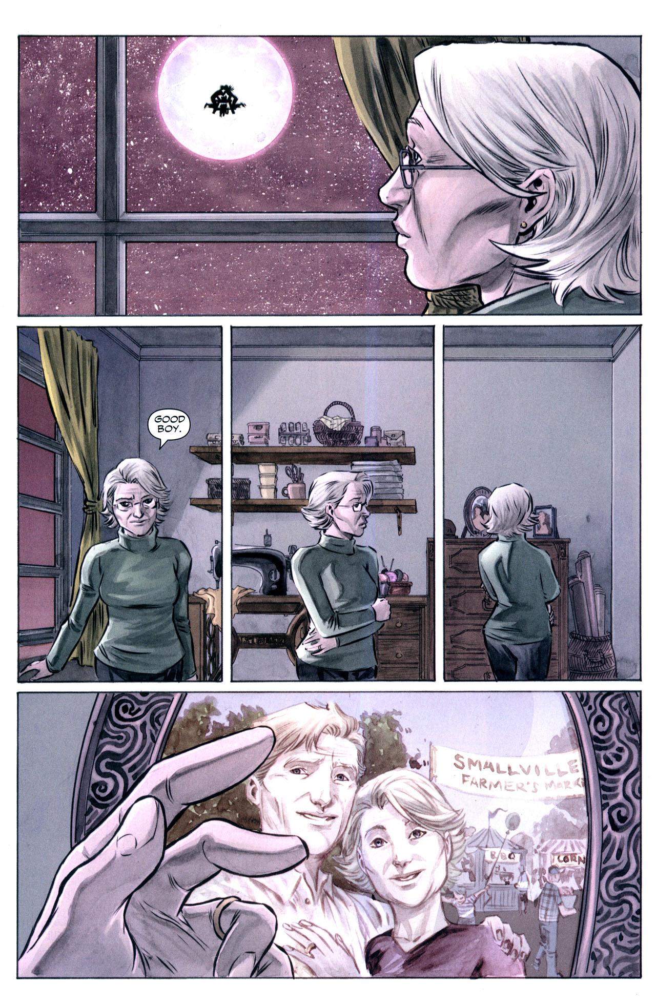 Read online Adventure Comics (2009) comic -  Issue #2 - 19