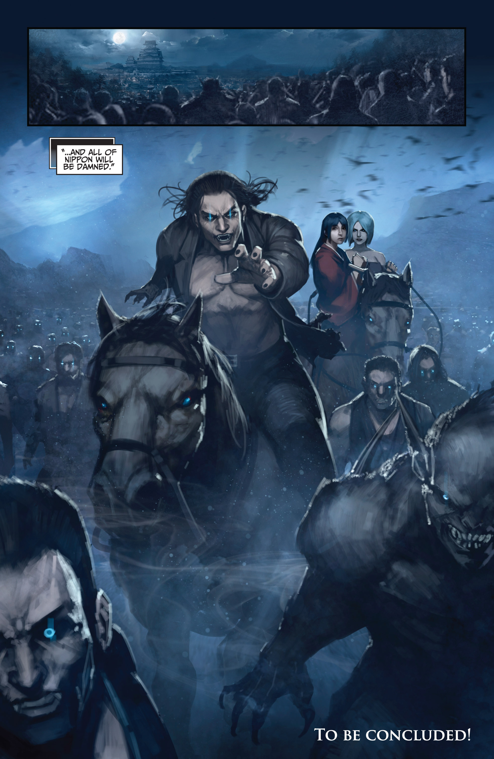 Read online Bushido: The Way of the Warrior comic -  Issue #4 - 22