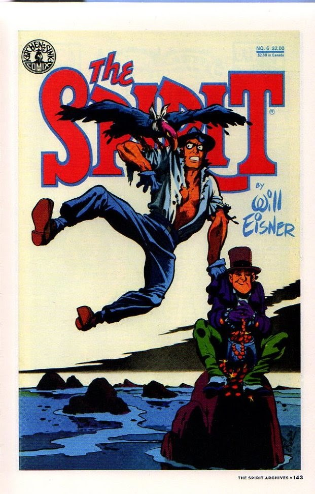 Read online Will Eisner's The Spirit Archives comic -  Issue # TPB 26 (Part 2) - 50