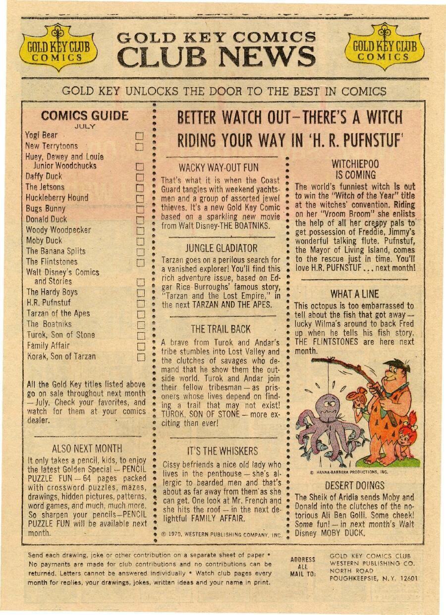 Tarzan (1962) issue 194 - Page 17