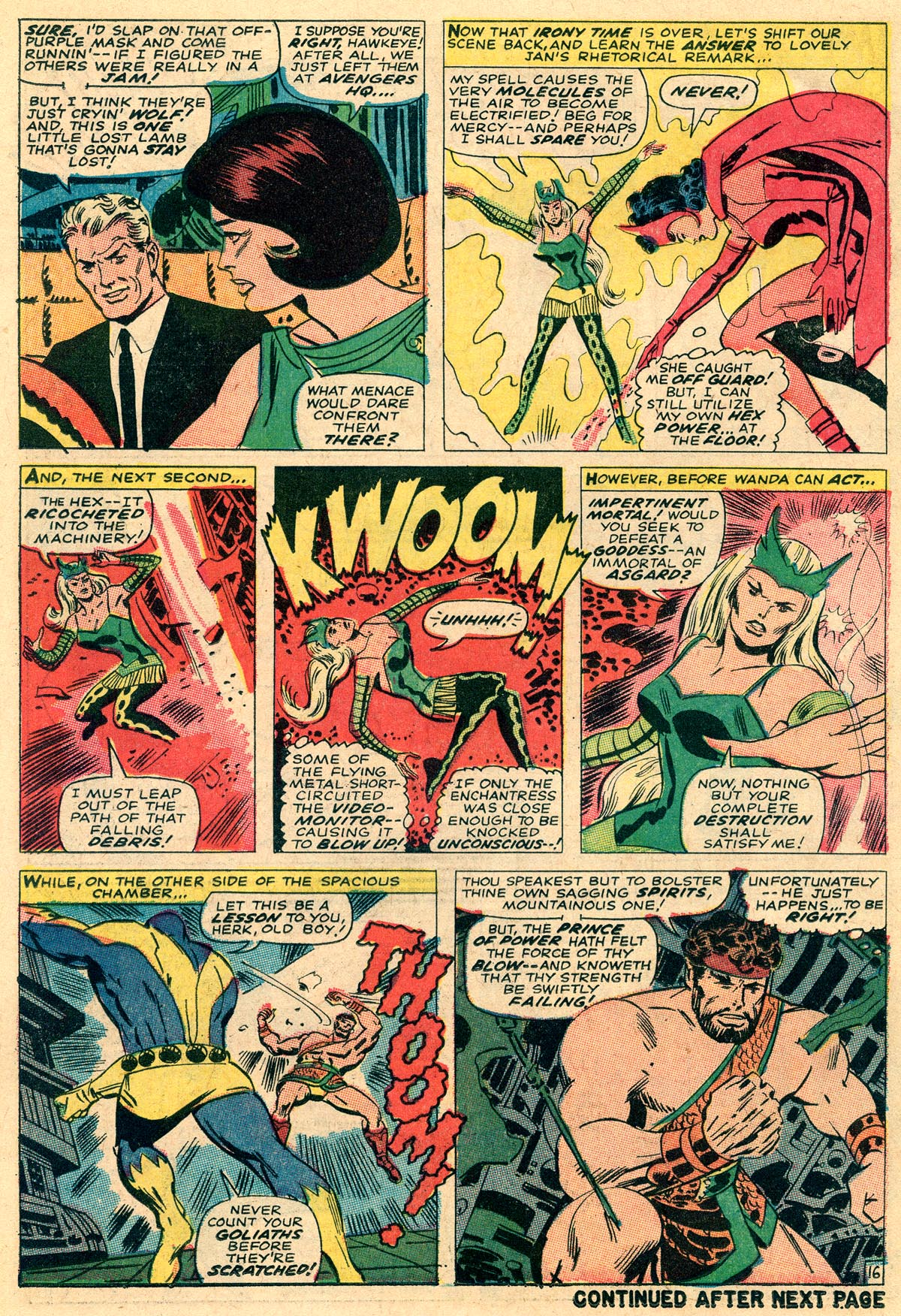 The Avengers (1963) 38 Page 21