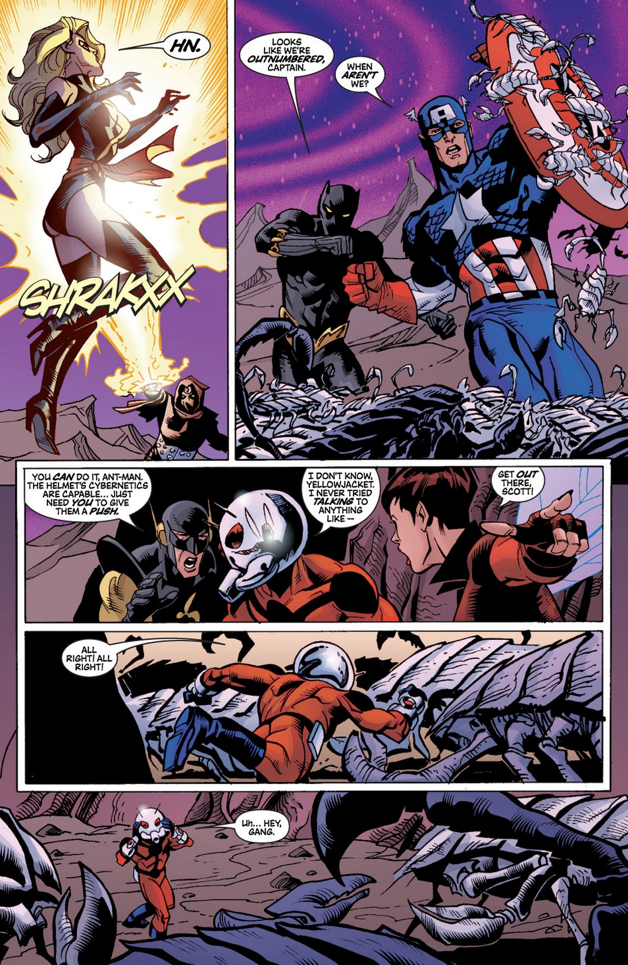 Read online Avengers (1998) comic -  Issue #60 - 16