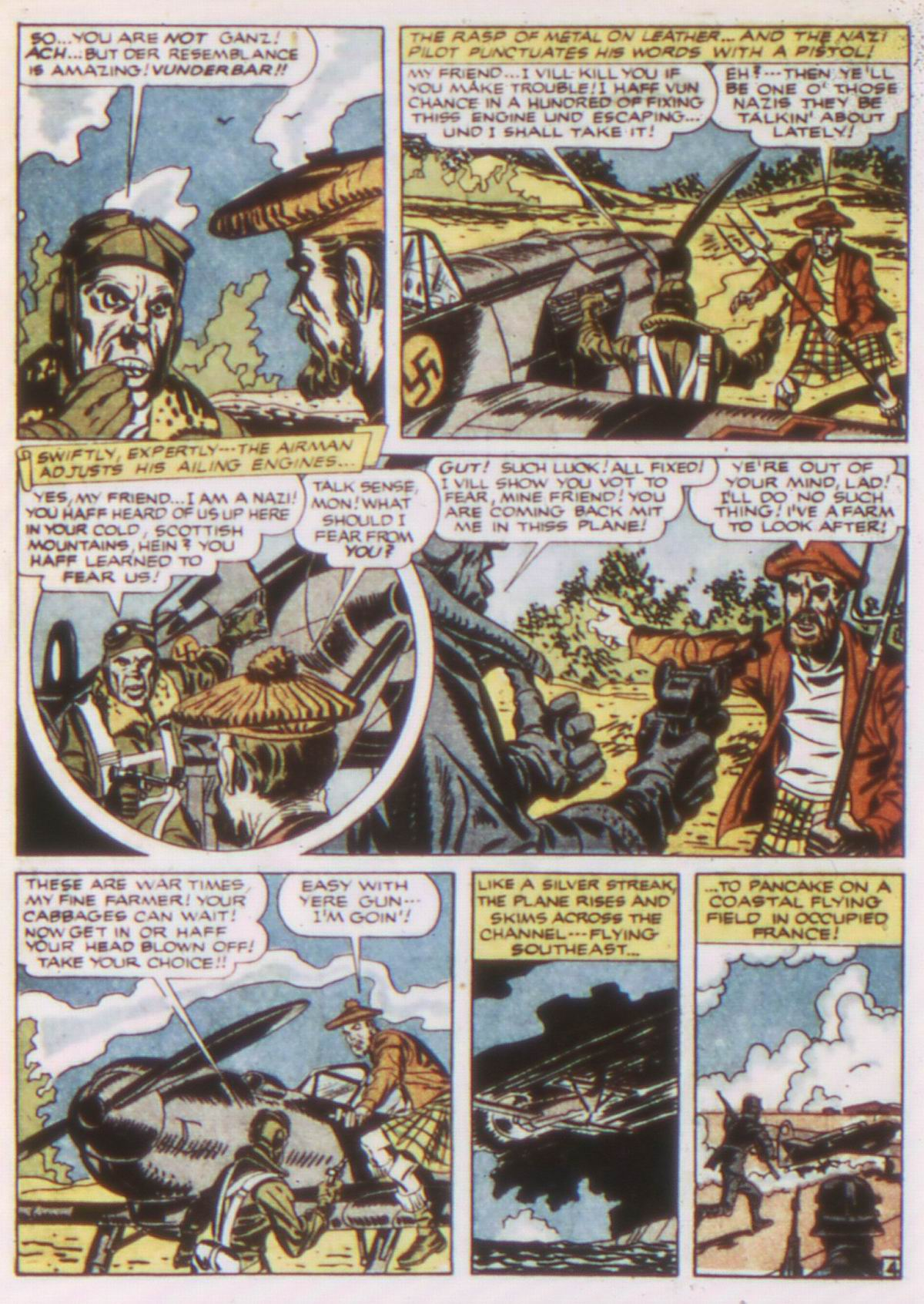Read online Detective Comics (1937) comic -  Issue #75 - 20