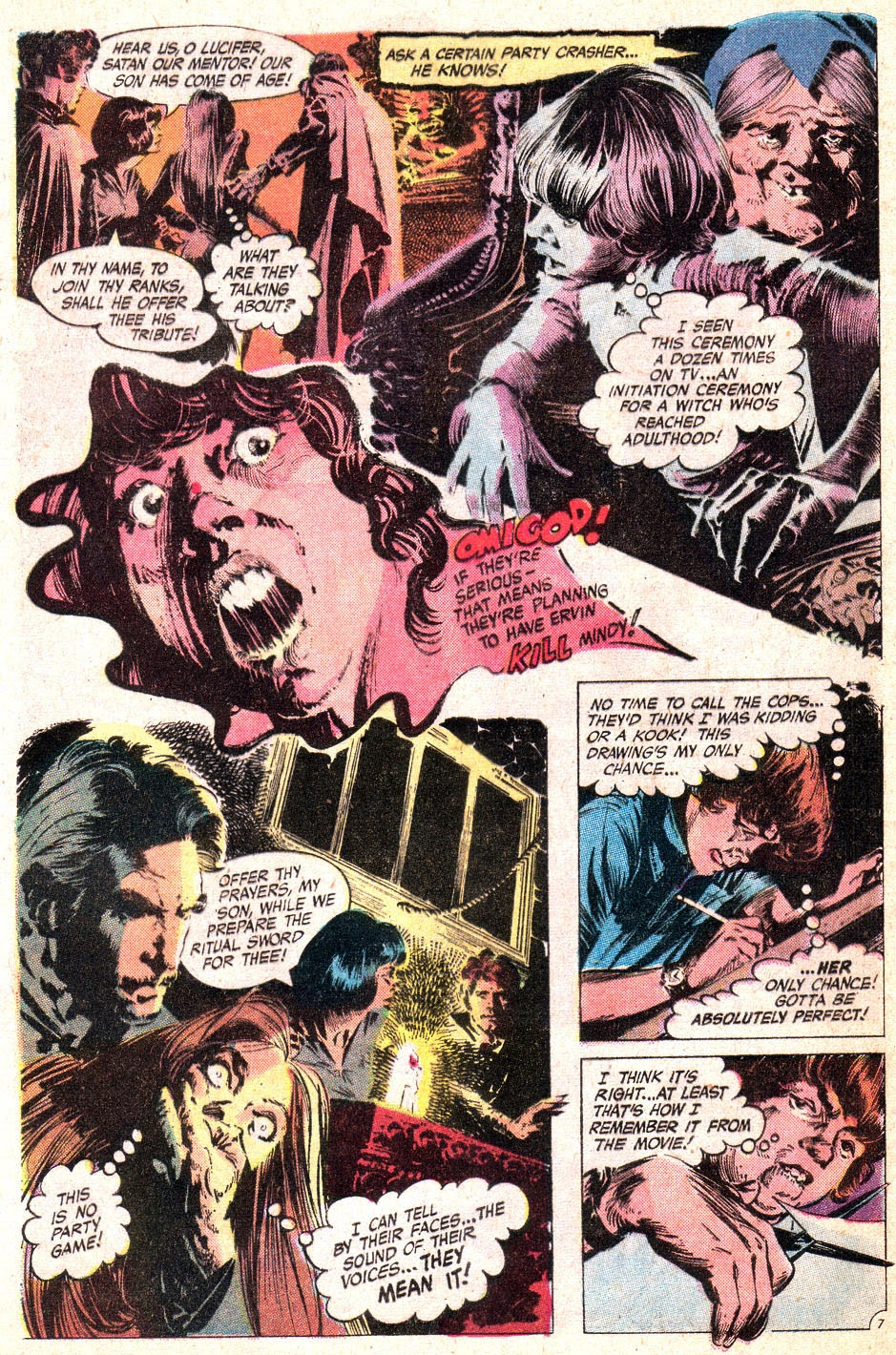The Witching Hour (1969) issue 25 - Page 28