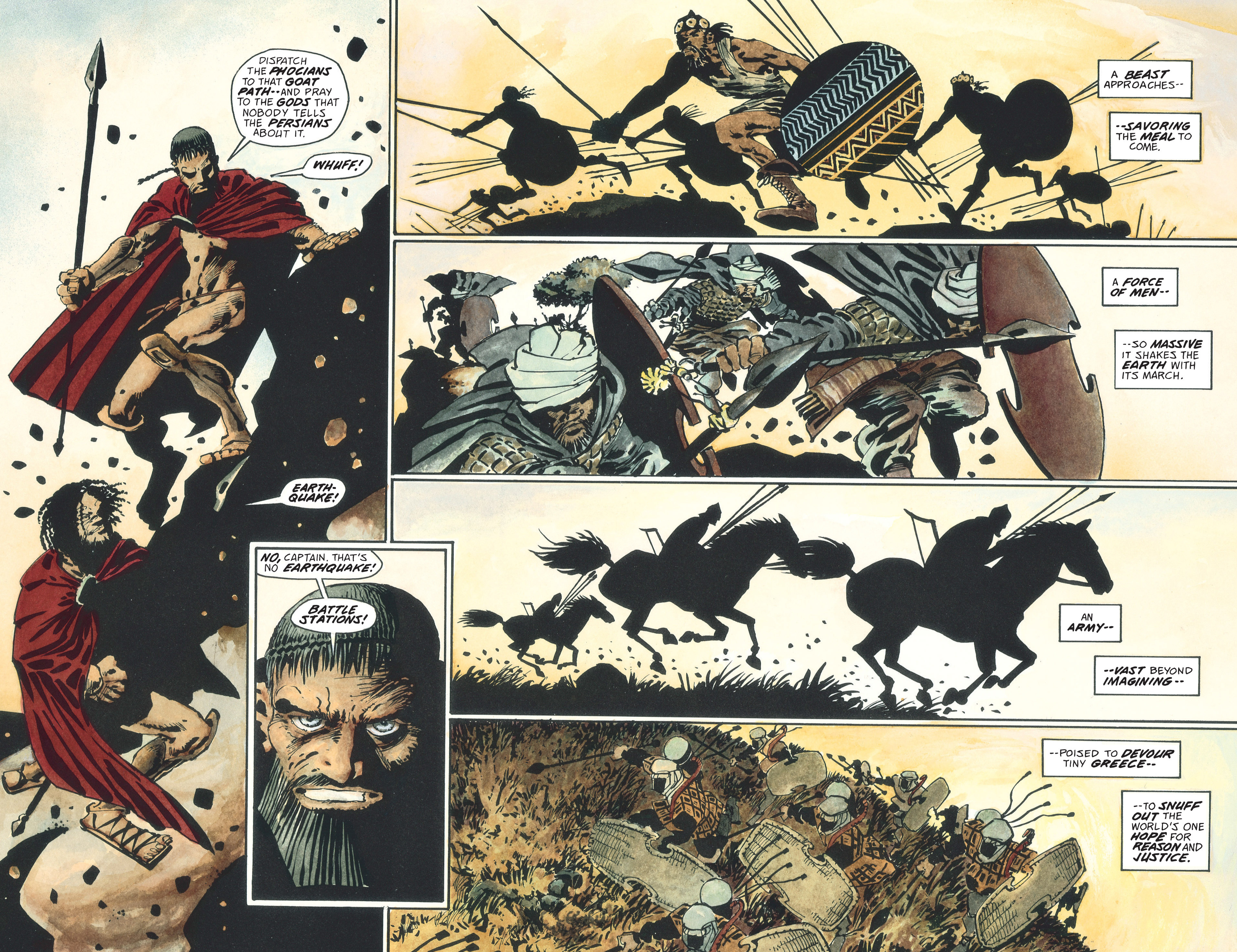 Read online 300 comic -  Issue #300 TPB - 44