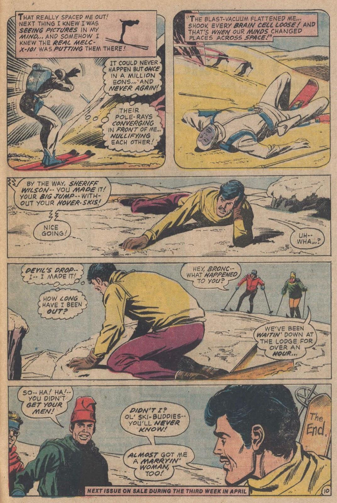 Read online Strange Sports Stories (1973) comic -  Issue #5 - 32