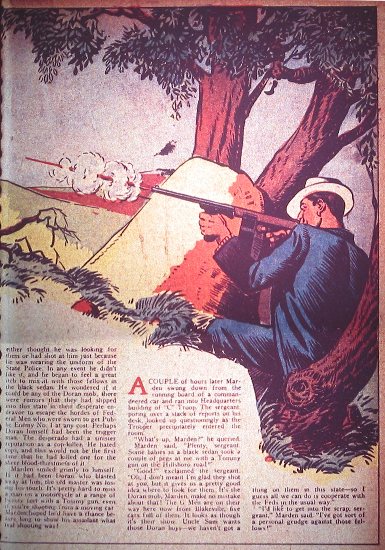 Read online Detective Comics (1937) comic -  Issue #3 - 35
