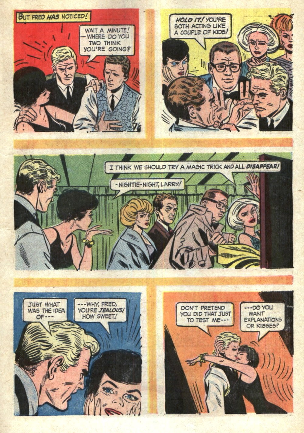 Boris Karloff Tales of Mystery issue 5 - Page 19