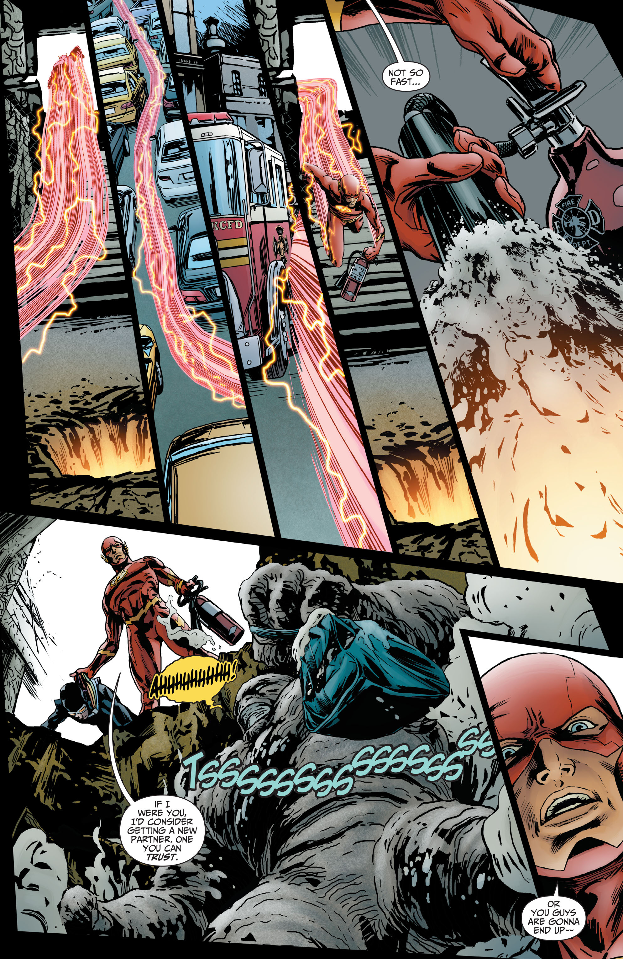 Read online The Flash (2011) comic -  Issue # _TPB 5 - 70