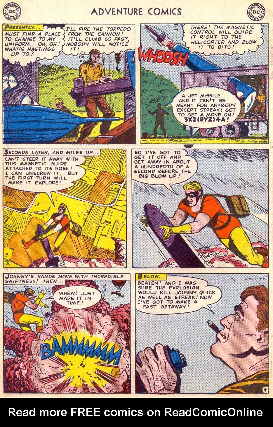 Read online Adventure Comics (1938) comic -  Issue #197 - 28