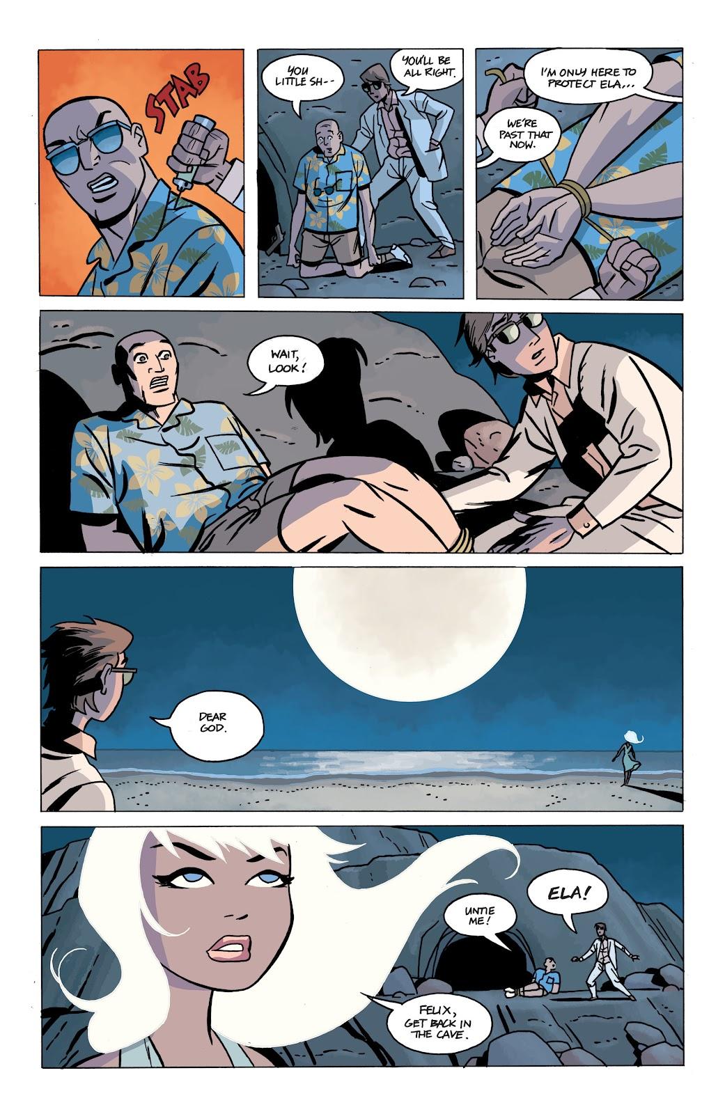 Read online The Twilight Children comic -  Issue #4 - 14