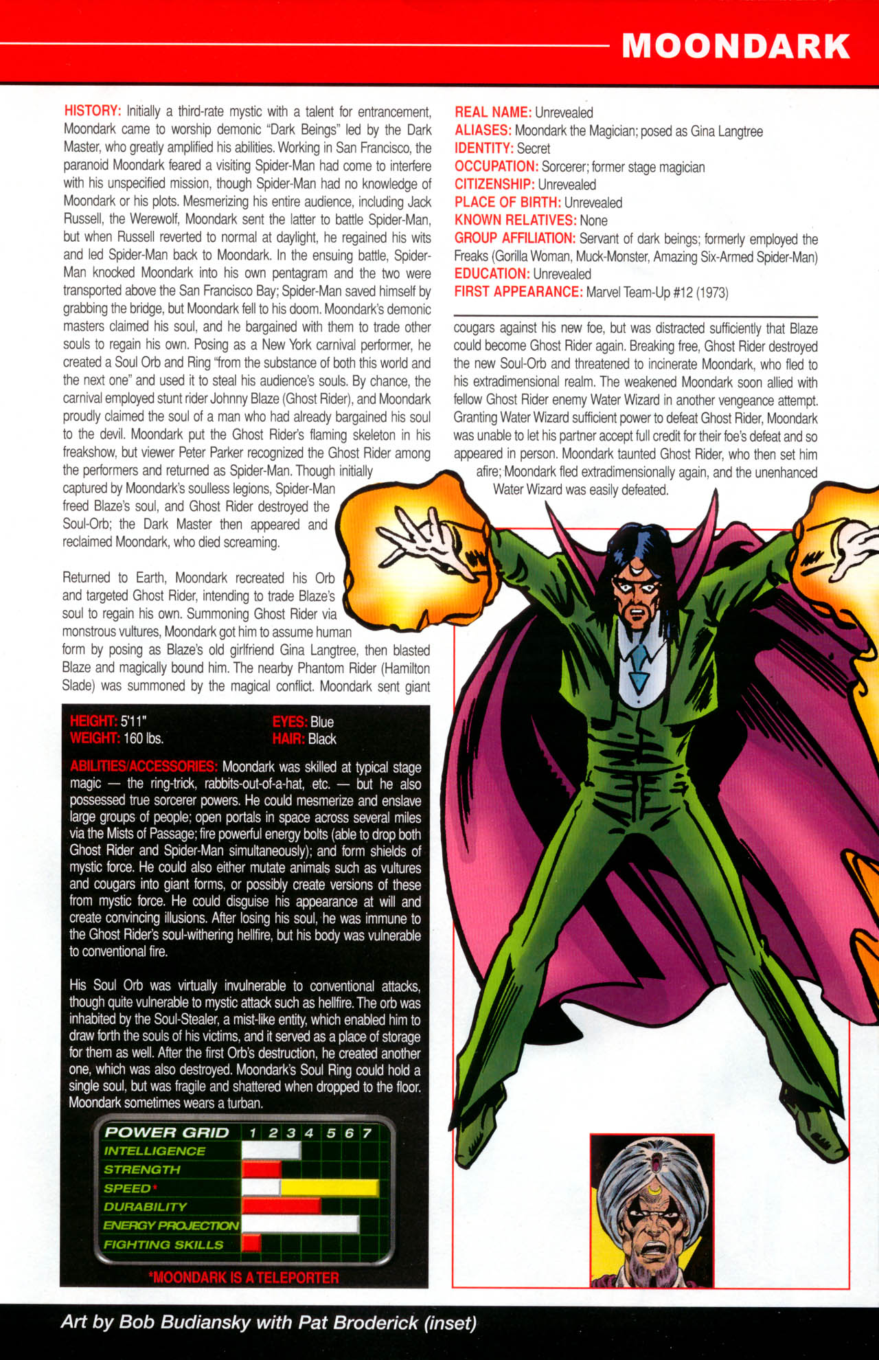 Read online All-New Official Handbook of the Marvel Universe A to Z: Update comic -  Issue #2 - 39