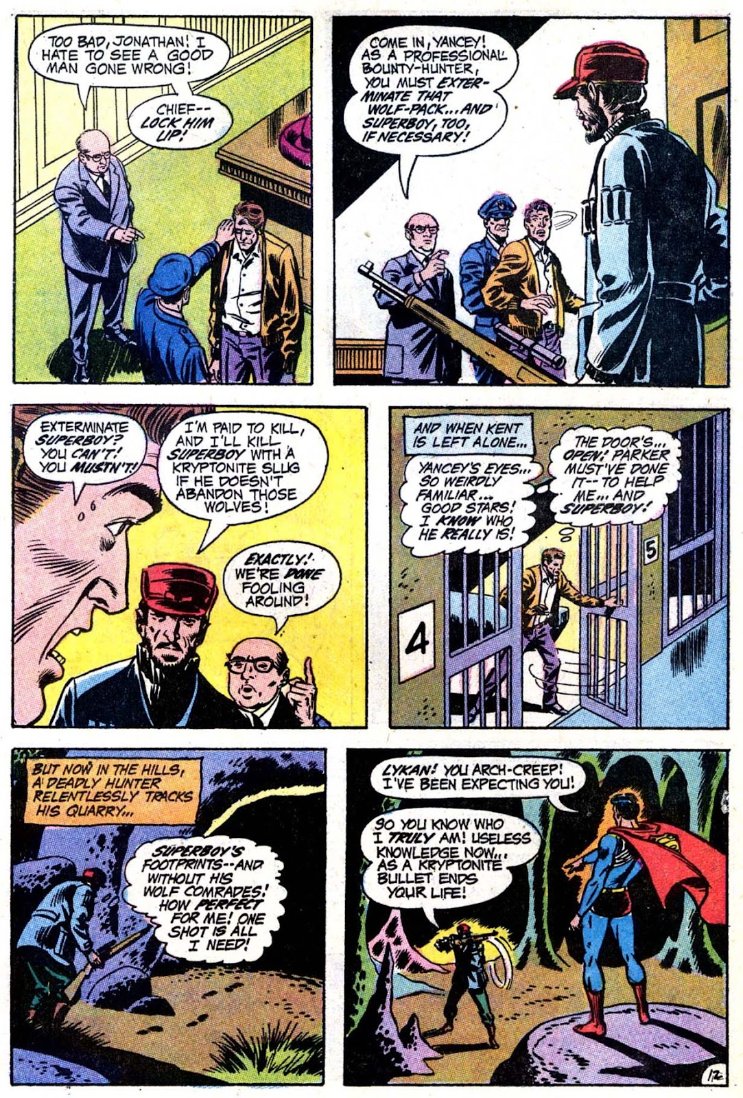 Superboy (1949) issue 180 - Page 12