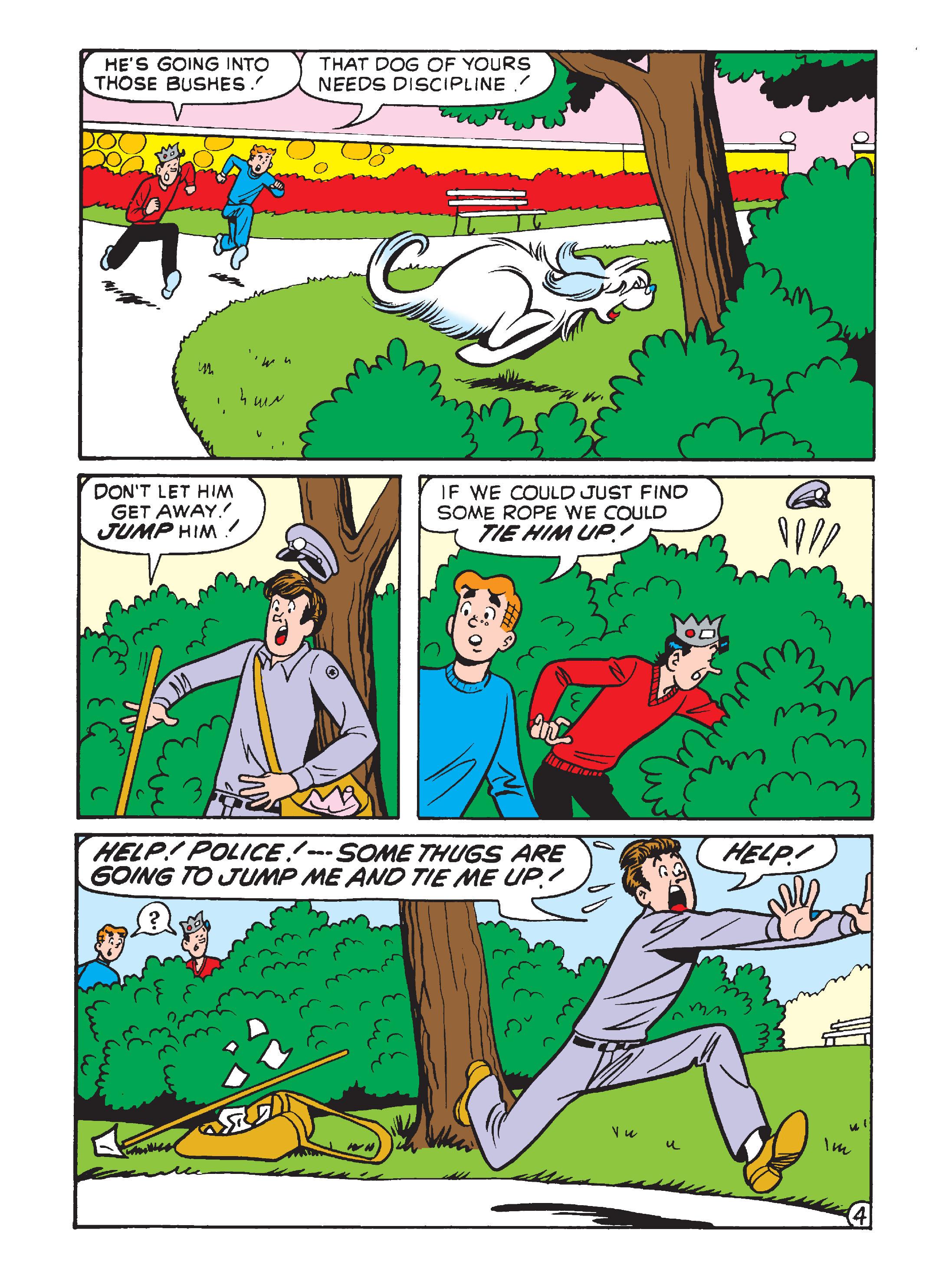 Read online Archie 1000 Page Comics Bonanza comic -  Issue #1 (Part 2) - 61