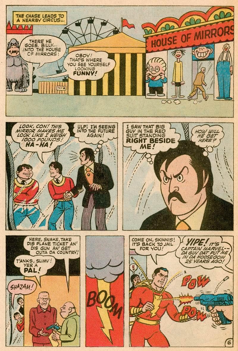Read online Shazam! (1973) comic -  Issue #4 - 15