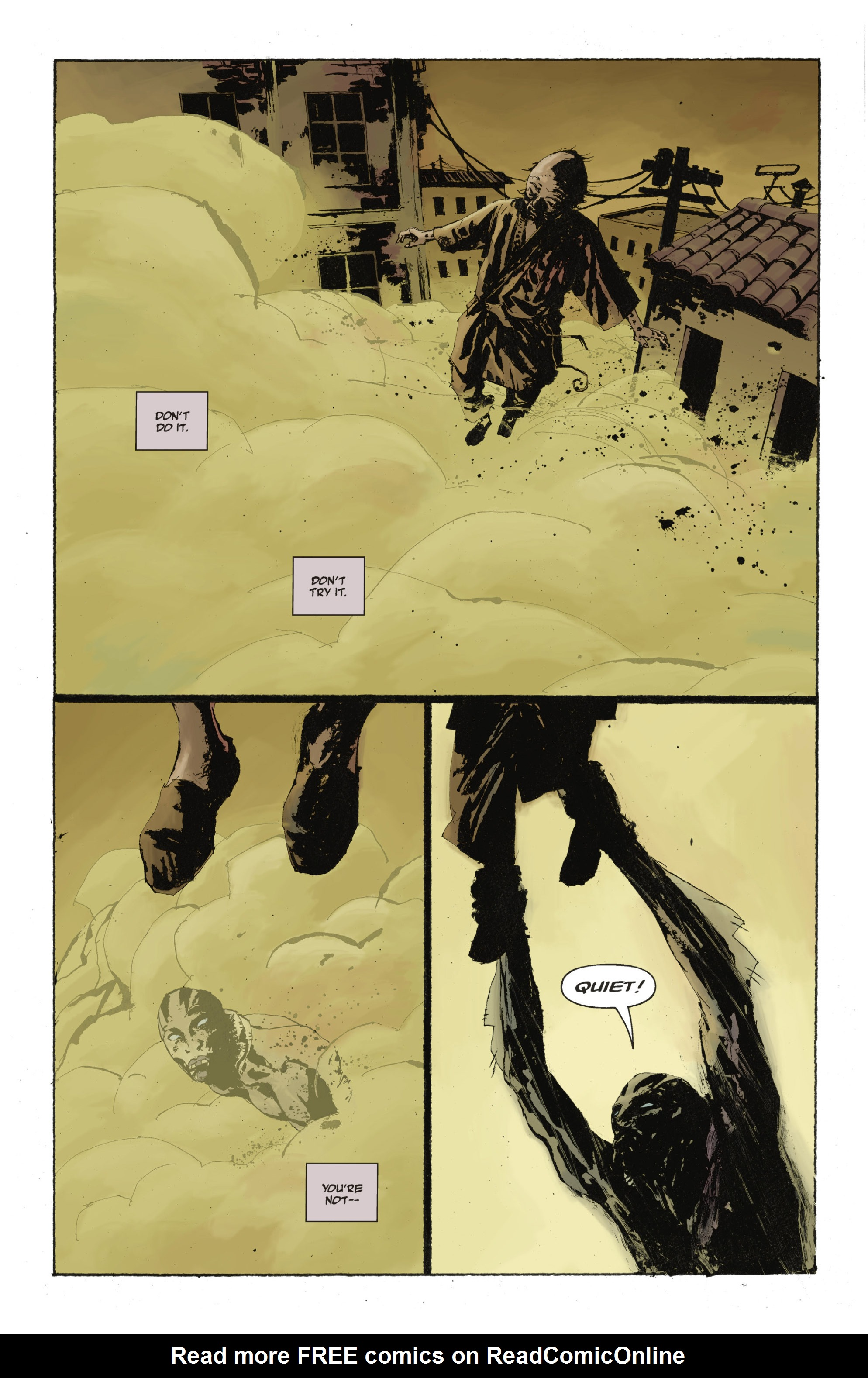 Read online Abe Sapien: The Drowning comic -  Issue #Abe Sapien: The Drowning _TPB - 68