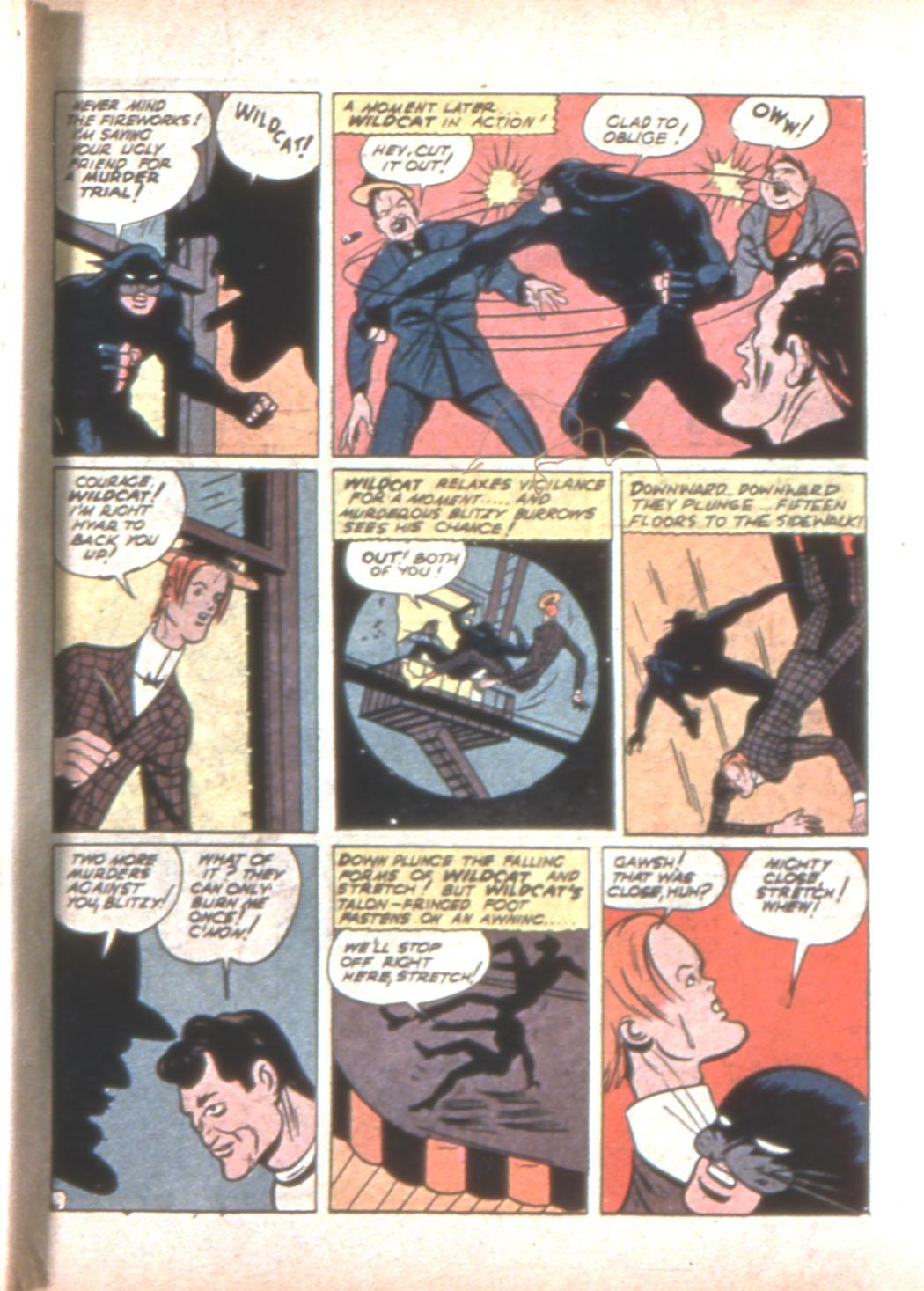 Read online Sensation (Mystery) Comics comic -  Issue #11 - 61
