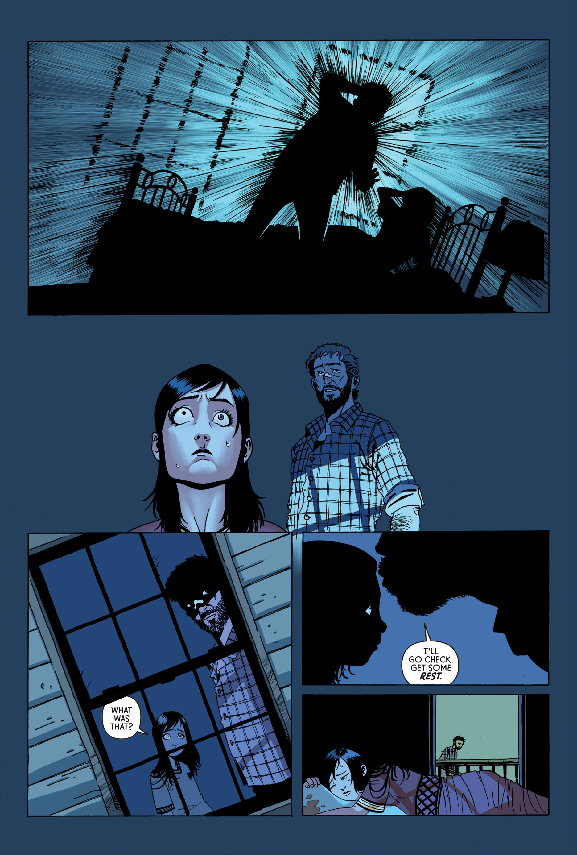 Read online Trespasser comic -  Issue #4 - 7