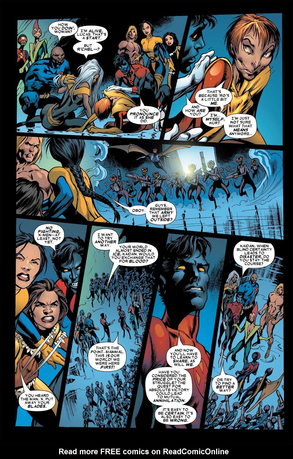 Uncanny X-Men (1963) issue 459 - Page 22