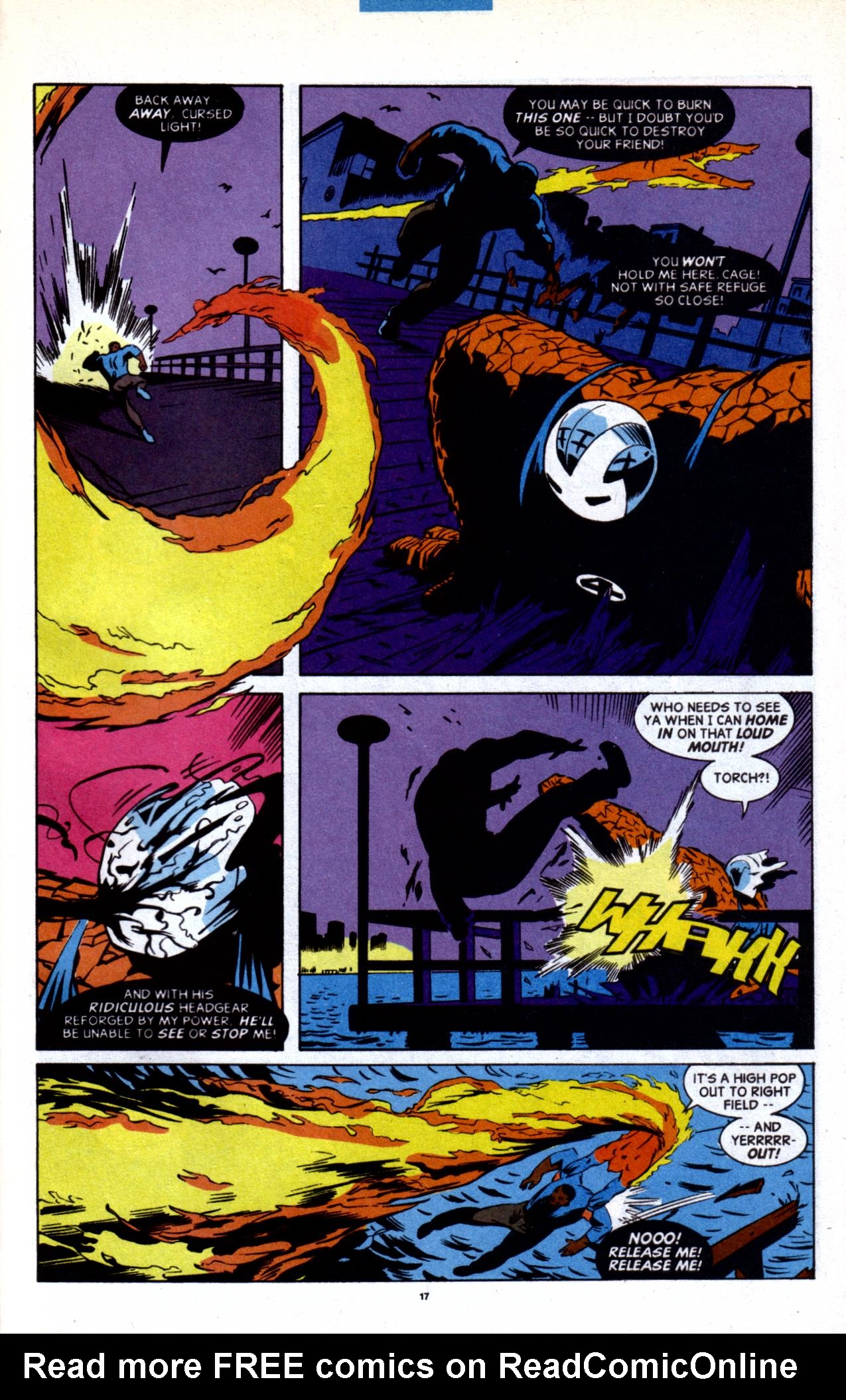 Cage (1992) issue 20 - Page 13