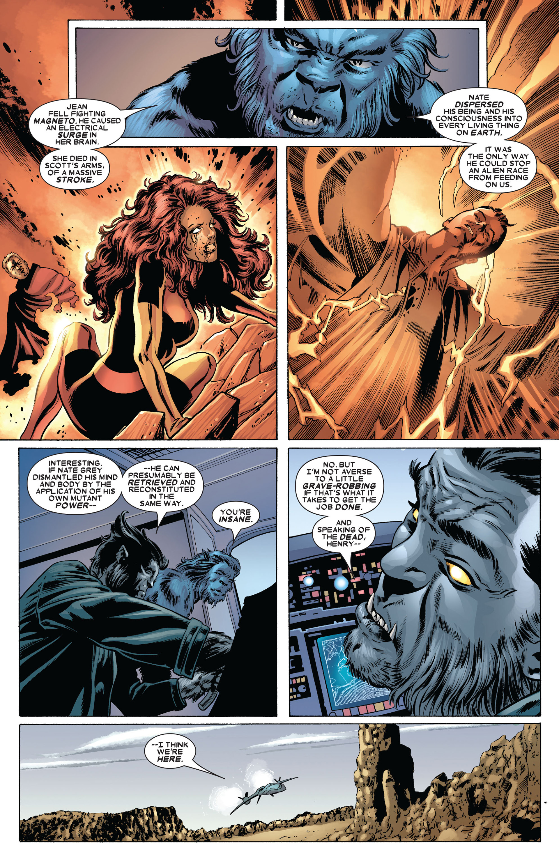 Read online X-Factor (2006) comic -  Issue #22 - 30