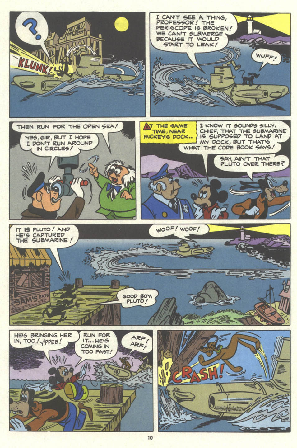 Walt Disney's Comics and Stories issue 577 - Page 27