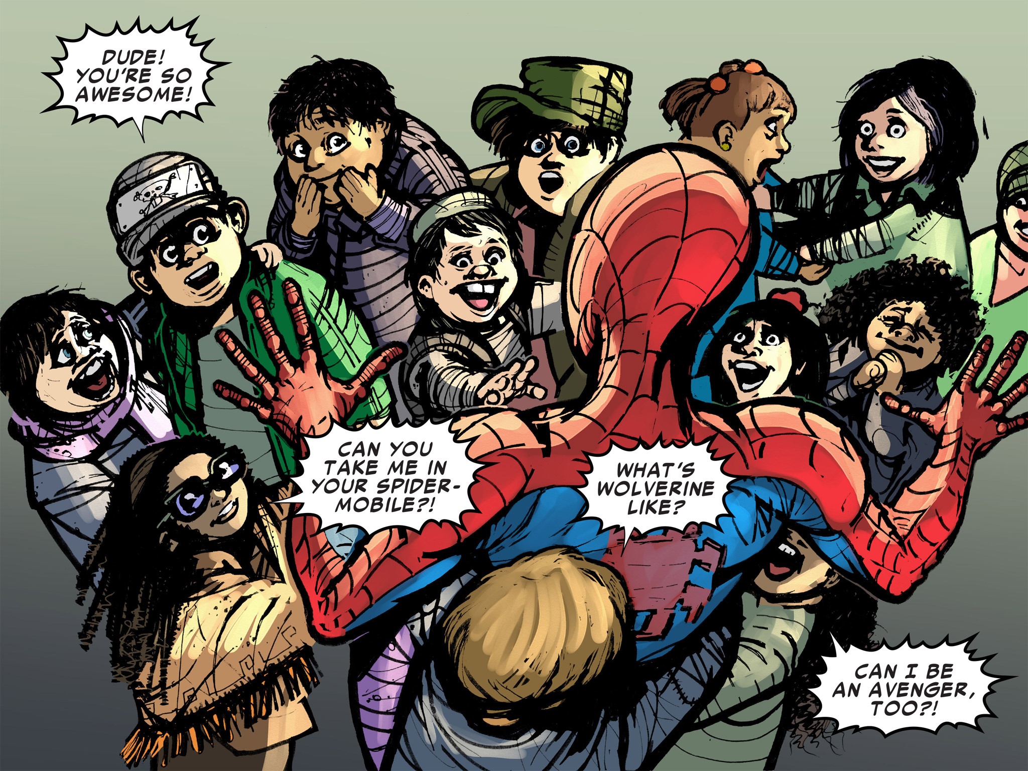 Read online Amazing Spider-Man: Who Am I? comic -  Issue # Full (Part 3) - 30