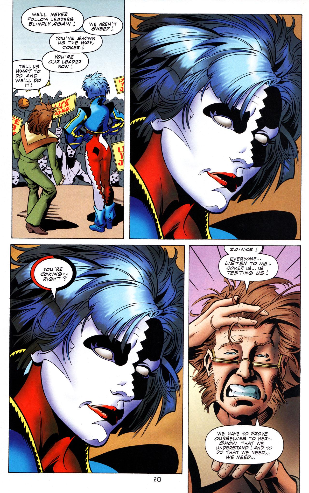 Read online Tangent Comics/ The Joker comic -  Issue # Full - 21