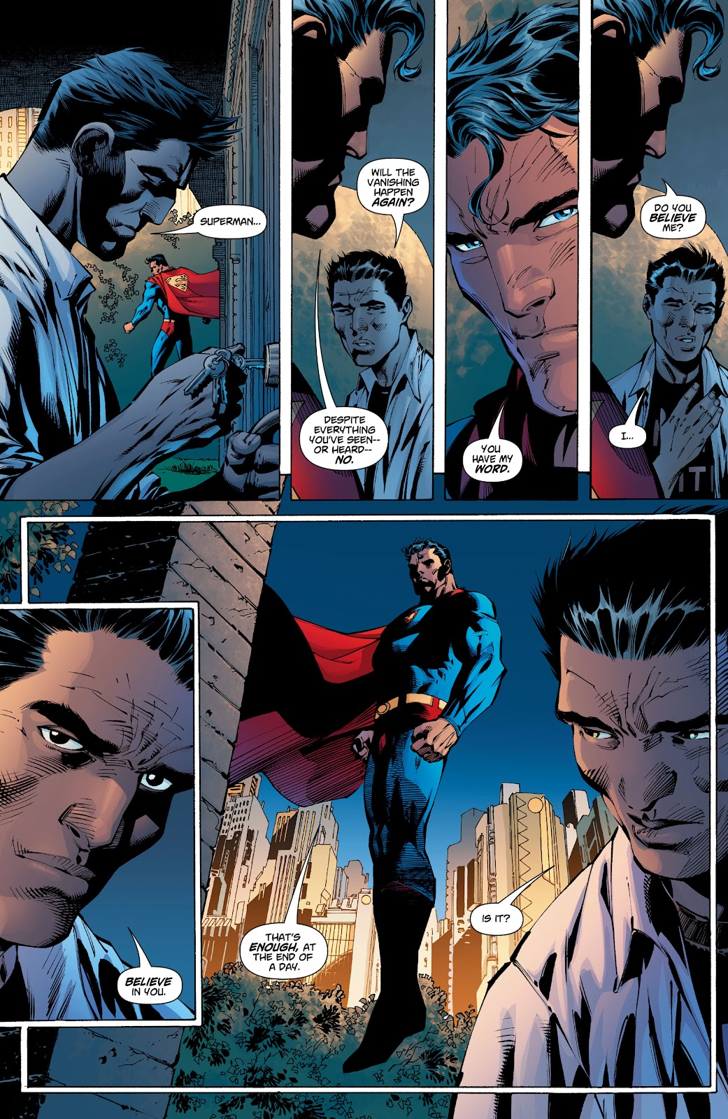 Read online Superman: For Tomorrow comic -  Issue # TPB (Part 2) - 4