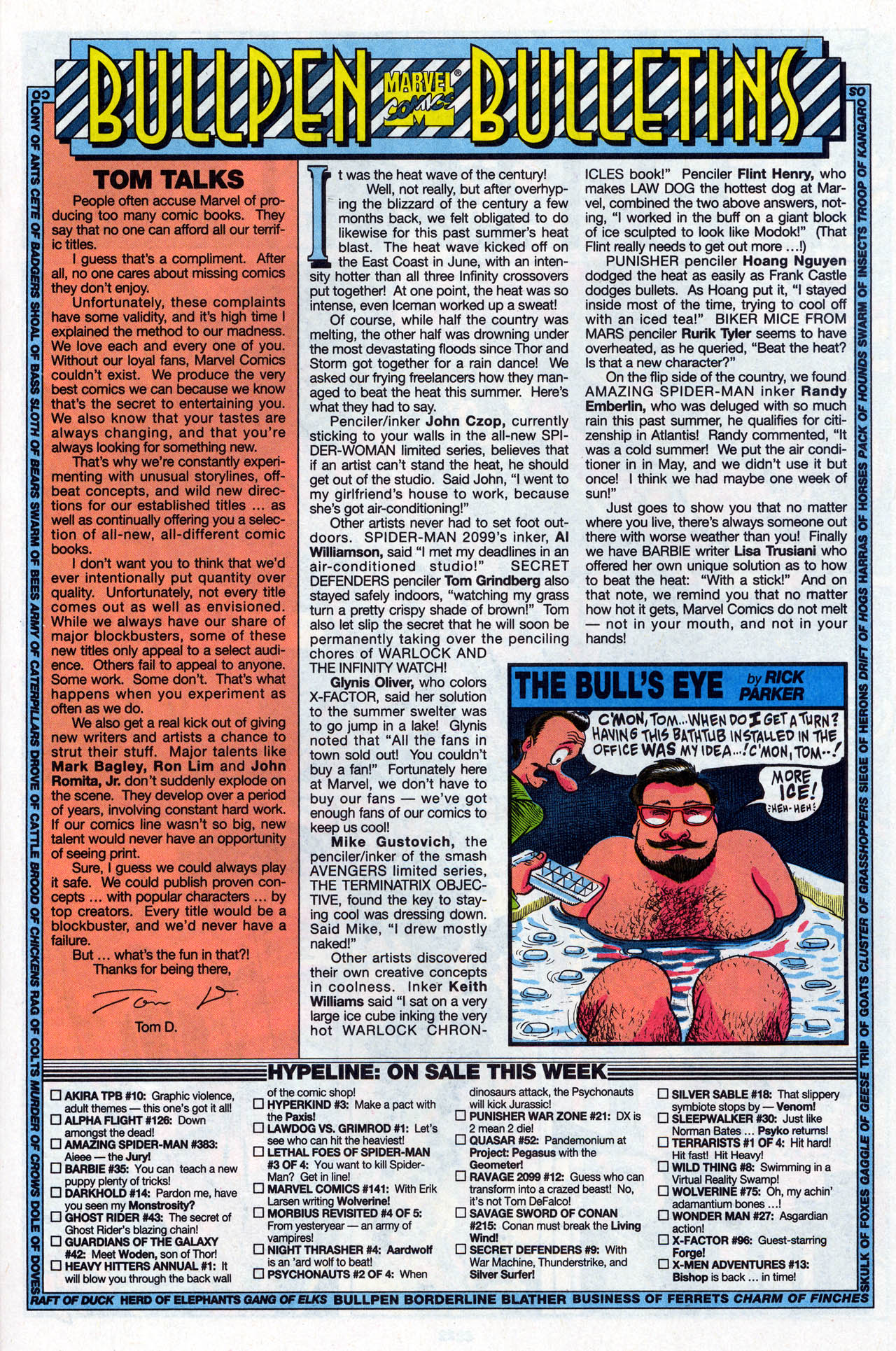 Read online X-Force (1991) comic -  Issue #27 - 22