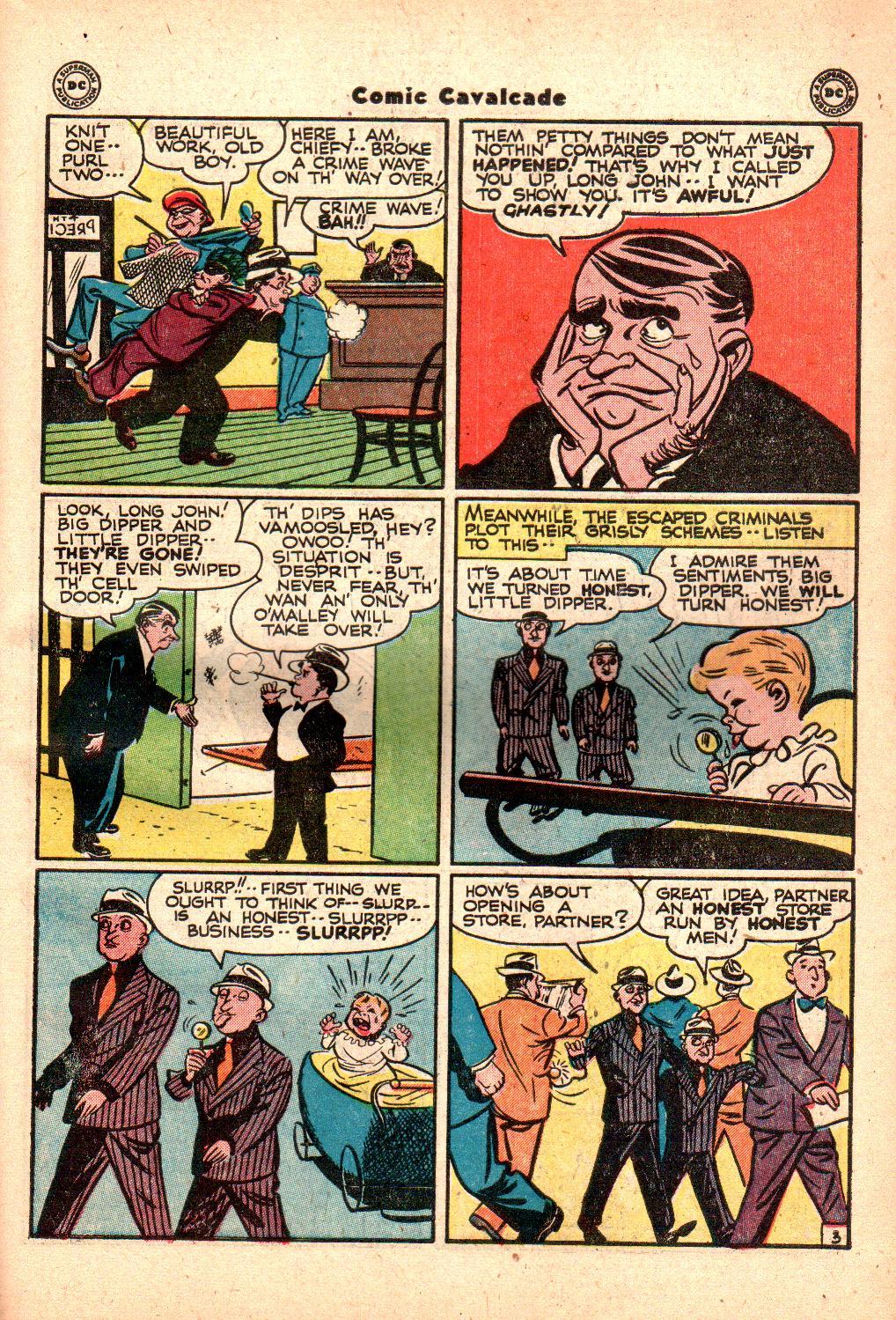Comic Cavalcade issue 21 - Page 53