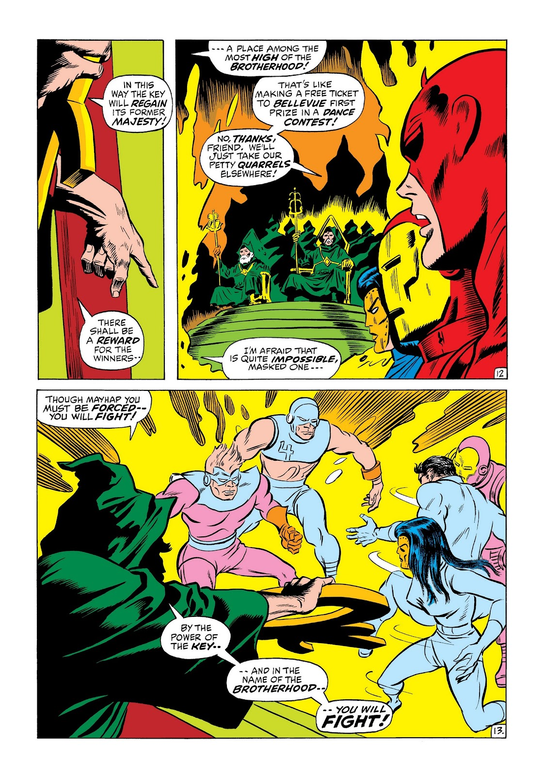 Read online Marvel Masterworks: The Invincible Iron Man comic -  Issue # TPB 7 (Part 3) - 21