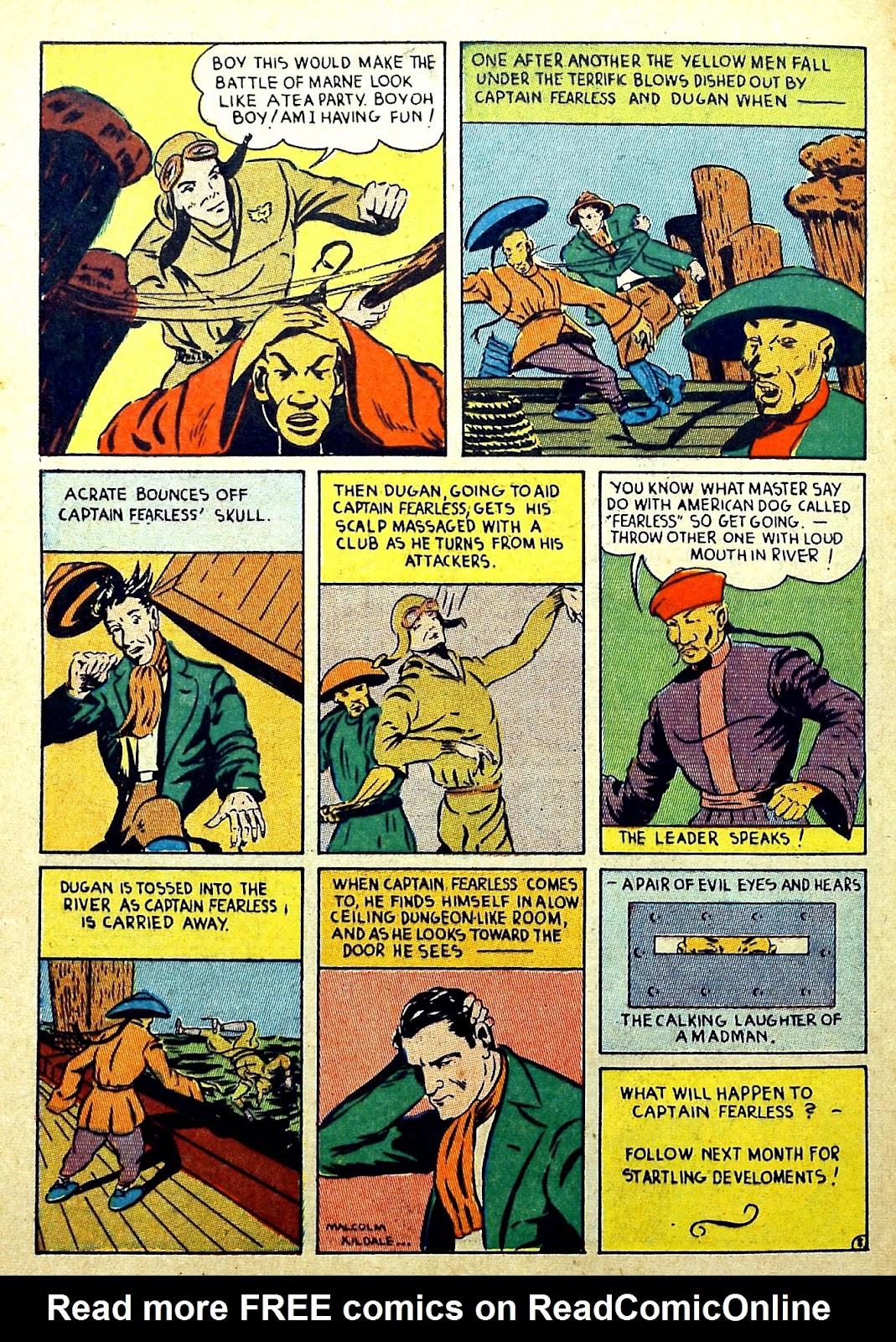 Read online Silver Streak Comics comic -  Issue #22 - 48