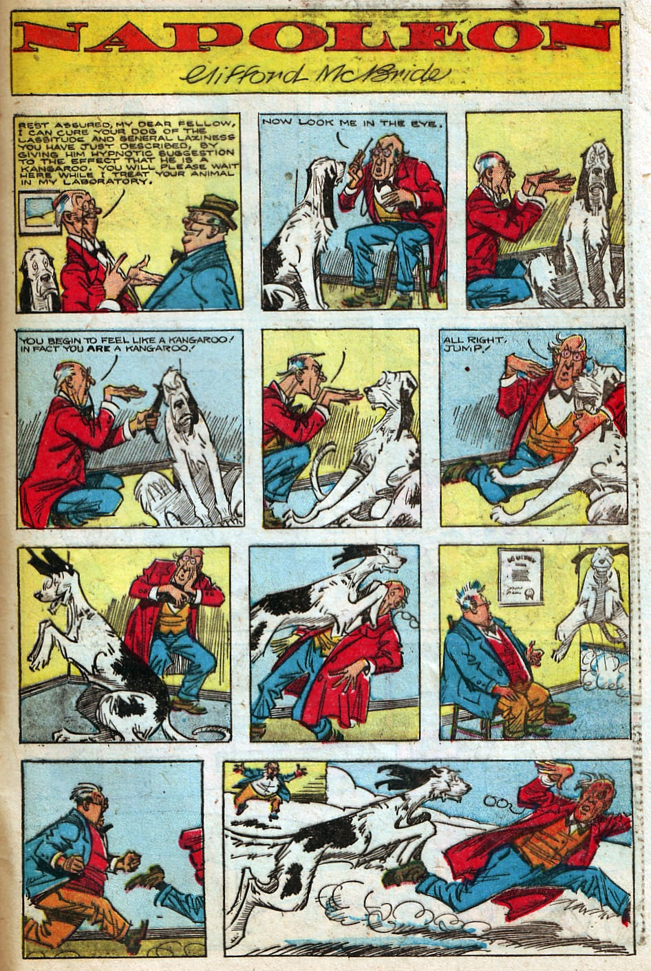 Read online Famous Funnies comic -  Issue #192 - 49