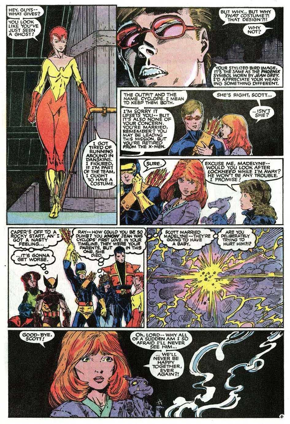 Read online Uncanny X-Men (1963) comic -  Issue # _Annual 9 - 8