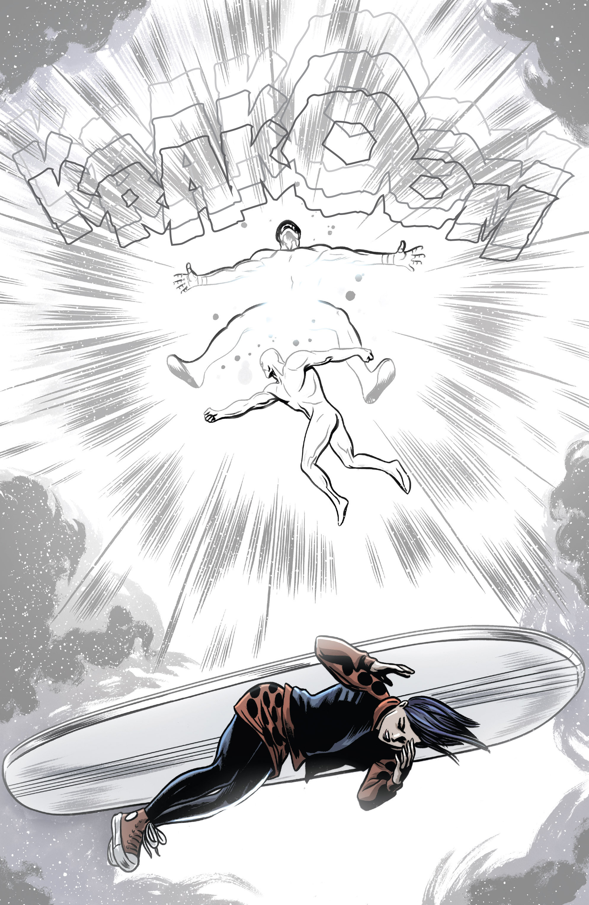 Read online Silver Surfer (2016) comic -  Issue #11 - 16