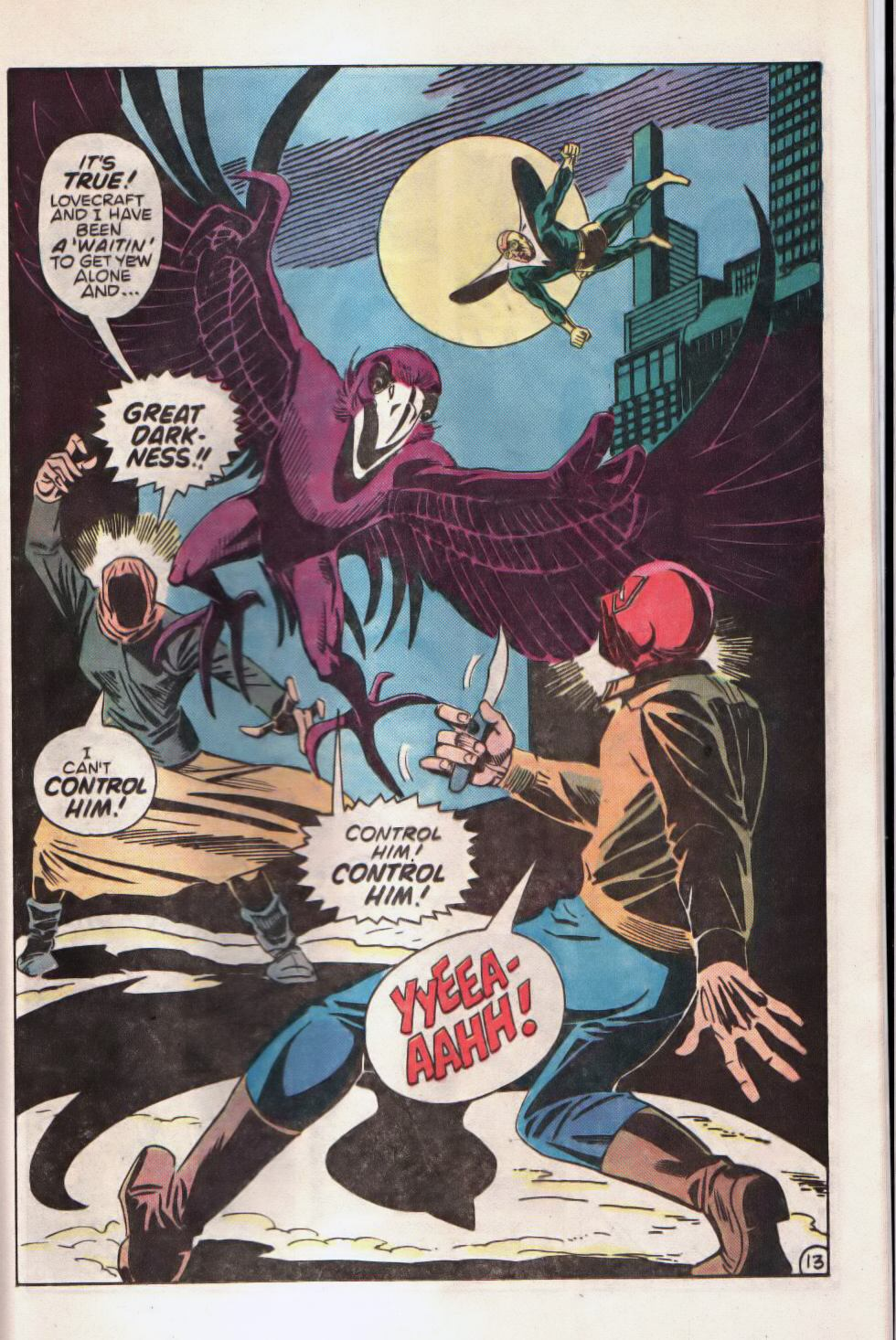 Read online The Fly (1983) comic -  Issue #2 - 23