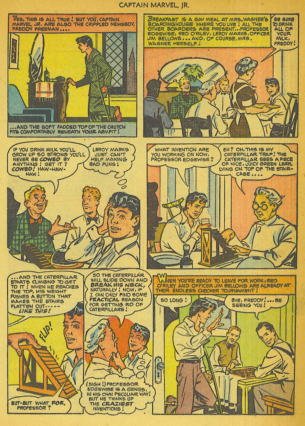 Captain Marvel, Jr. issue 111 - Page 16