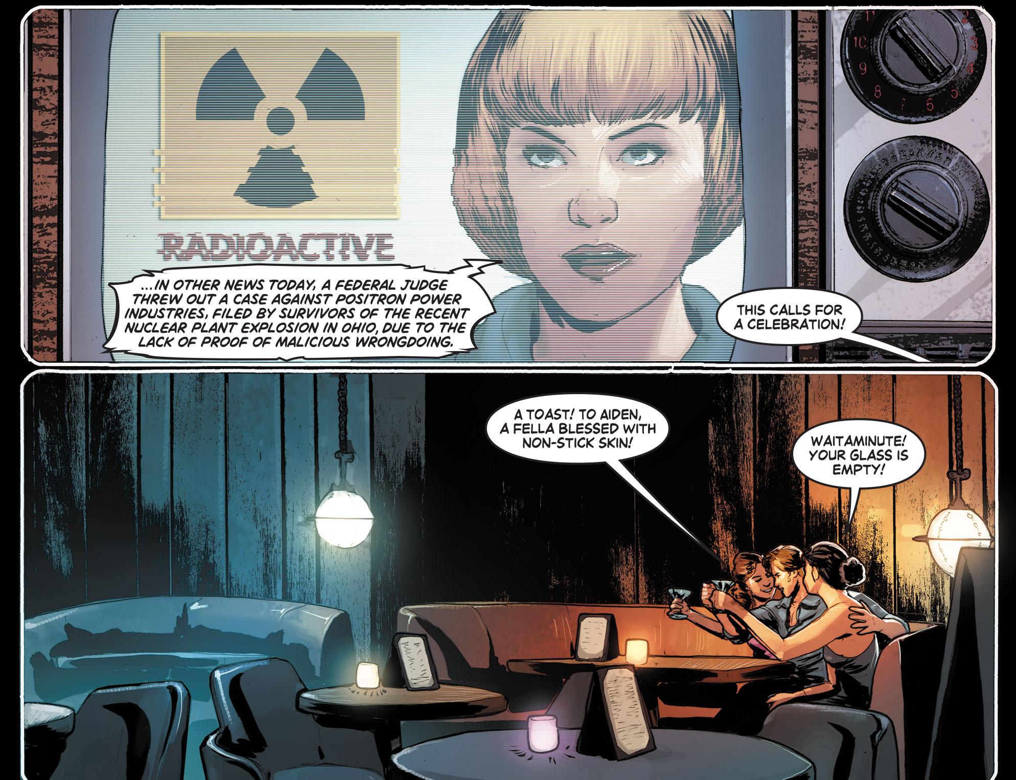 Read online Wonder Woman '77 [I] comic -  Issue #10 - 3