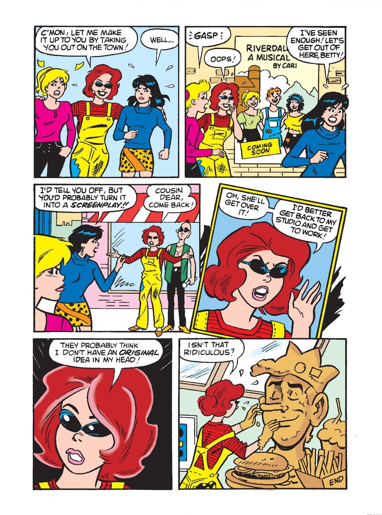 Read online Archie 1000 Page Comics Bonanza comic -  Issue #3 (Part 2) - 118