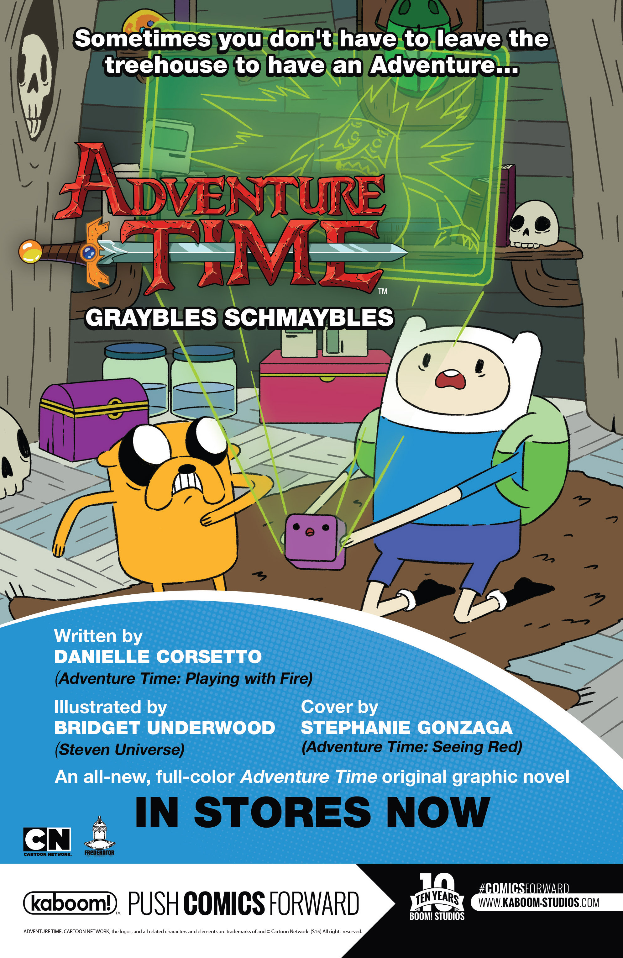 Read online Adventure Time comic -  Issue #38 - 28