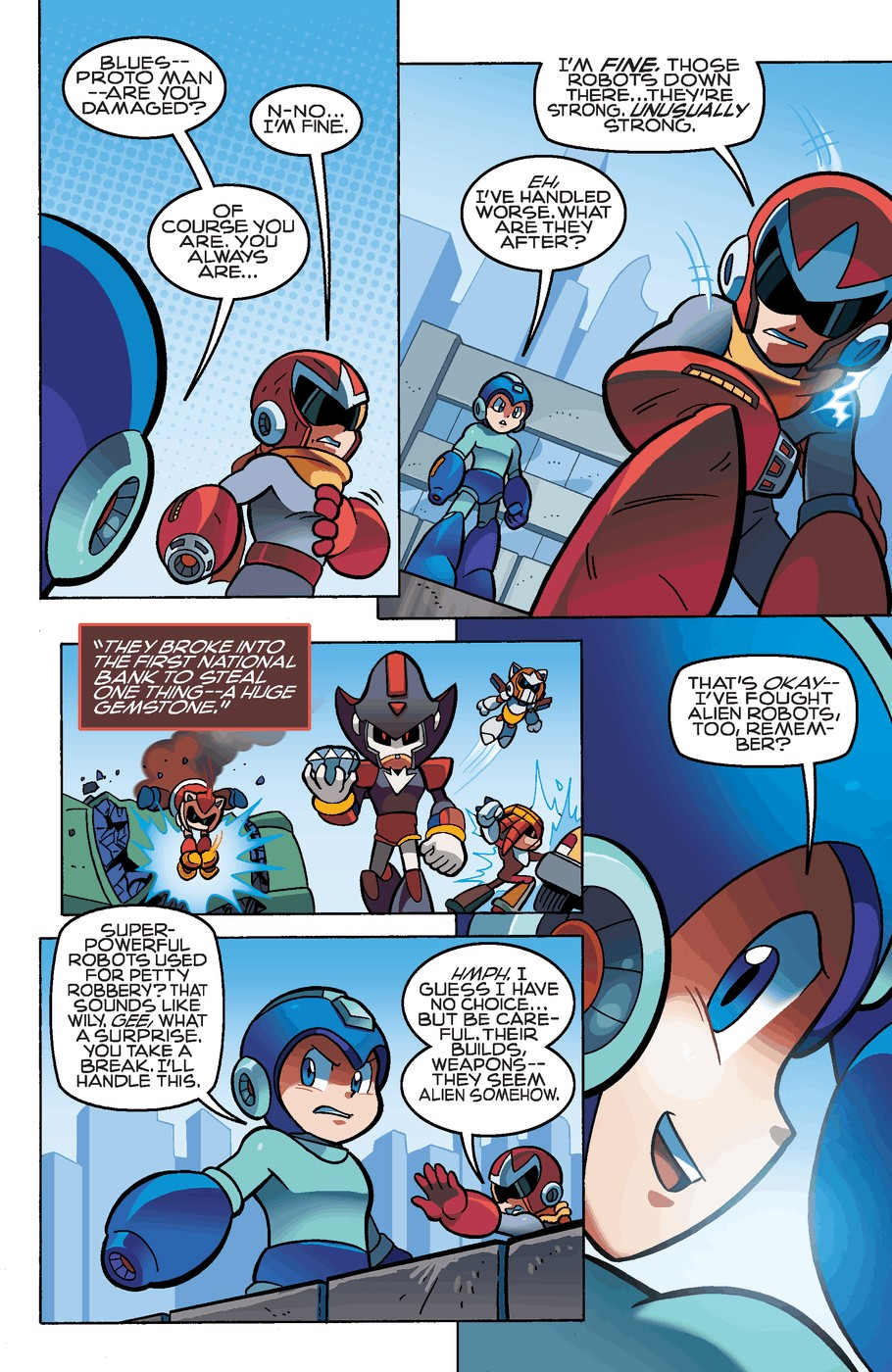 Read online Sonic Universe comic -  Issue #51 - 8