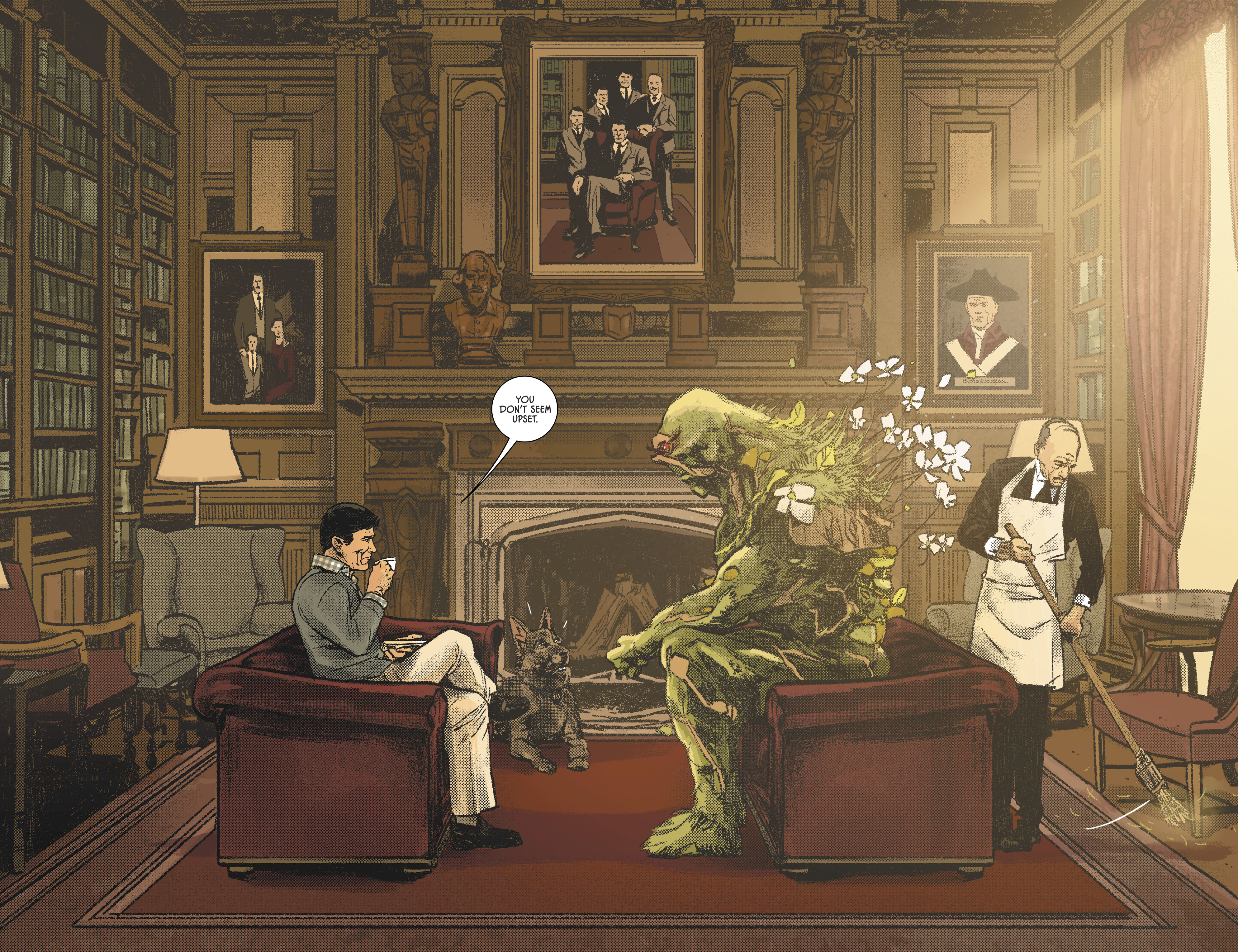 Read online Batman (2016) comic -  Issue #23 - 9